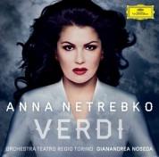 Anna Netrebko, Gianandrea Noseda, Orchestra del Teatro Regio di Torino, Rolando Villazón: Anna Netrebko - Verdi - CD