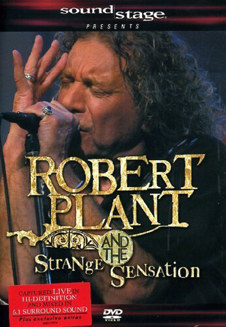 Robert Plant, The Strange Sensation: Robert Plant & The Strange Sensation - DVD