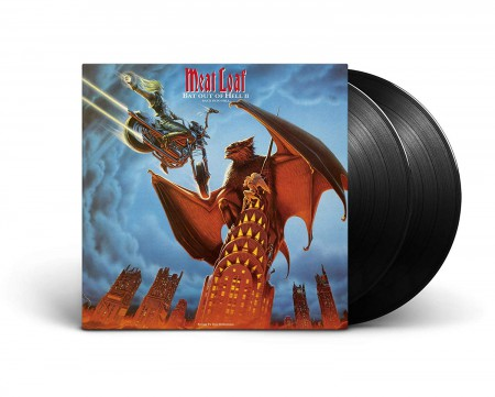 Meat Loaf: Bat Out Of Hell II: Back Into Hell - Plak