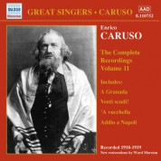 Caruso, Enrico: Complete Recordings, Vol. 11 (1918-1919) - CD