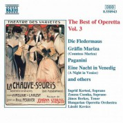 Zsuzsa Csonka: Best of Operetta, Vol. 3 - CD