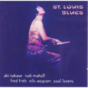 Fred Frith, Aki Takase: St.Louis Blues - CD