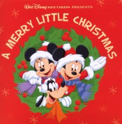 Çeşitli Sanatçılar: A Merry Little Christmas - CD