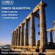 Georgios Demertzis: Skalkottas - Violin Concerto - CD