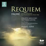 Philippe Jaroussky, Matthias Goerne, Eric Picard, Choeur de l'Orchestre de Paris, Orchestre de Paris, Paavo Järvi: Fauré: Requiem - CD