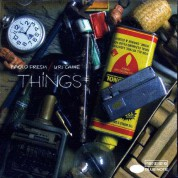Paolo Fresu, Uri Caine: Things - CD