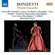 Riccardo Frizza: Donizetti, G.: Maria Stuarda - CD