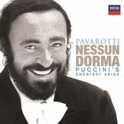 Luciano Pavarotti - Nessun Dorma (Puccini's Greatest Arias) - CD