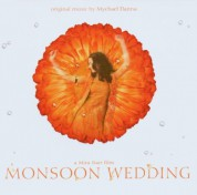 Mychael Danna: OST - Monsoon Wedding - CD