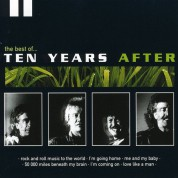 Ten Years After: The Best Of... - CD
