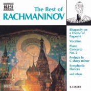 Rachmaninov (The Best Of) - CD