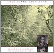 Gevorg Dabaghyan: Lost Songs from Eden - CD