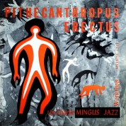 Charles Mingus: Pithecanthropus Erectus (Limited Edition - Mono) - Plak