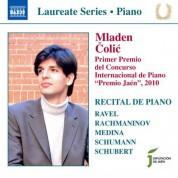 Mladen Colic: Piano Recital: Mladen Čolić - CD