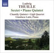 Gianluca Luisi: Thuille: Sextet, Piano Quintet - CD
