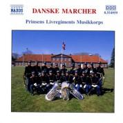 Prinsens Livregiments Musikkorps: Danske Marcher - CD