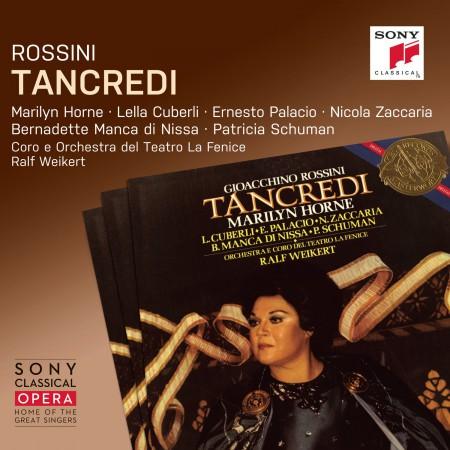 Ralf Weikert, Orchestra e Coro del Teatro La Fenice: Rossini: Tancredi - CD