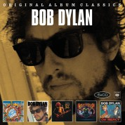 Bob Dylan: Original Album Classics - CD