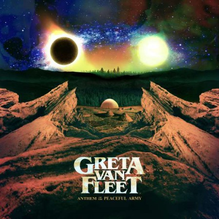 Greta Van Fleet: Anthem Of The Peaceful Army - Plak