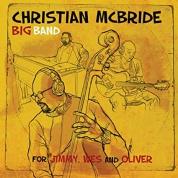 Christian McBride Big Band: For Jimmy, Wes And Oliver - CD