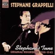 Grappelli, Stephane: Stephane's Tune (1938-1942) - CD
