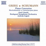 Jeno Jando: Grieg / Schumann: Piano Concertos in A Minor - CD