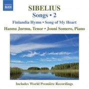 Hannu Jurmu: Sibelius: Songs, Vol. 2 - CD