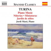 Jordi Masó: Turina, J.: Piano Music, Vol. 4 - CD