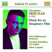 Sofia Philharmonic Orchestra: Mouzas: Music for an Imaginary Film / Prima Materia / Monologue / Thought Forms / Lucid Dream - CD