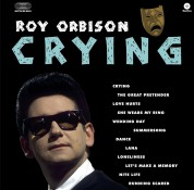 Roy Orbison: Crying - Plak