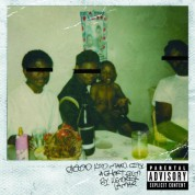 Kendrick Lamar: Good Kid, M.A.A.D C - CD