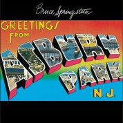 Bruce Springsteen: Greetings From Ashbury Park, N.J. - Plak