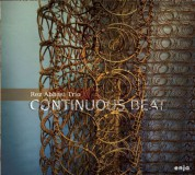 Rez Abbasi Trio: Continuous Beat - CD
