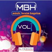 Çeşitli Sanatçılar: MBH Müzik Benim Hayatım - CD