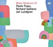 Paolo Fresu, Richard Galliano, Jan Lundgren: Mare Nostrum III - CD