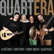 Quartera: Anatolian Side of Cuba - CD