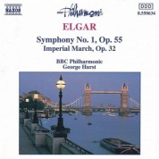 Elgar: Symphony No. 1 / Imperial March - CD