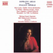 Soprano Arias From Italian Operas - CD
