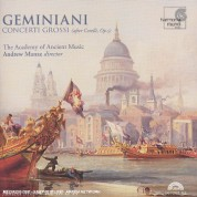 Andrew Manze, The Academy of Music: Geminiani: Concerti Grossi - CD