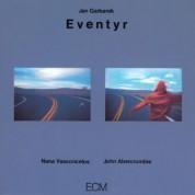 Jan Garbarek, John Abercrombie, Nana Vasconcelos: Eventyr - CD