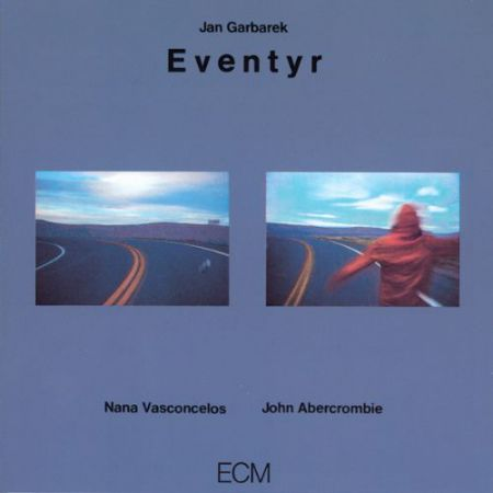 Jan Garbarek, John Abercrombie, Nana Vasconcelos: Eventyr - CD