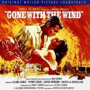 Max Steiner: Gone With The Wind (Rüzgar Gibi Geçti) (Soundtrack) - CD
