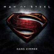 Hans Zimmer: Man Of Steel (Original Motion Picture Soundtrack) - CD