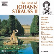 Strauss II: The Best Of - CD