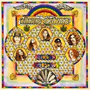 Lynyrd Skynyrd: Second Helping (200g-edition) - Plak