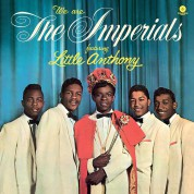 Little Anthony, The Imperials: We Are The Imperials + 5 Bonus Tracks! - Plak