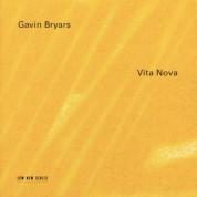 The Hilliard Ensemble, Gavin Bryars Ensemble, David James: Gavin Bryars: Vita Nova - CD