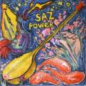 Çeşitli Sanatçılar: Saz Power - Plak