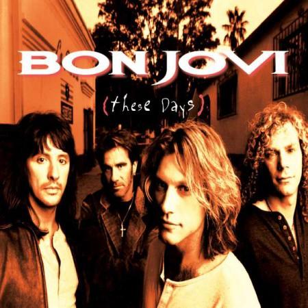 Bon Jovi: These Days (Remastered) - Plak