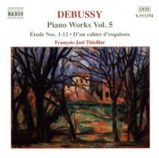 Debussy: Piano Works, Vol. 5 - CD